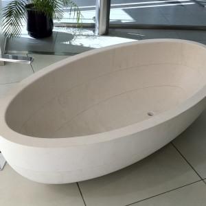 Bañeras oval