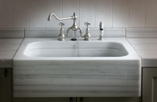 Fregadero marmol mod 06
