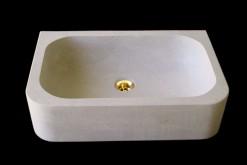 Fregadero de marmol mod 04