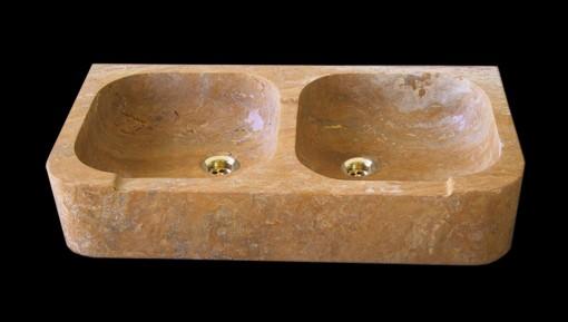 Fregadero de mármol