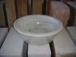 lavabo de mármol modelo dalia
