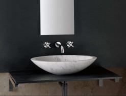 lavabo de mármol modelo boj