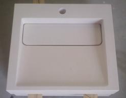 lavabo de mármol modelo nuku