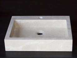 lavabo de mármol modelo ardisia